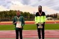 Ольга Сергеева - серебряный призер первенства республики по легкой атлетике!