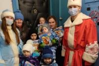 Студенты Политеха присоединились к новогодней акции Ленинского района