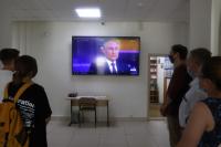 Завершилась прямая линия с Владимиром Путиным