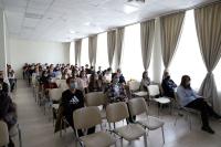 Встреча студентов Политеха с Волонтерами Чувашии