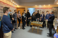 Студенты Политеха посетили музей истории уголовно-исполнительной системы Чувашии